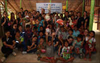 ICK Education & Charity For Cambodian Kids Camp Klongprao