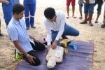 CPR & First AID TRAINING ณ เกาะหมากรีสอร์ท รูปภาพ 8