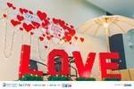 มุมสวยสีสันสำหรับวันแห่งความรัก รูปภาพ 1