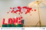 มุมสวยสีสันสำหรับวันแห่งความรัก รูปภาพ 2